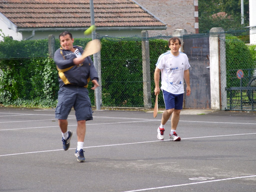 Tournoi Parents/ Enfants 2013